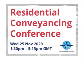 Residential Conveyancing Conf