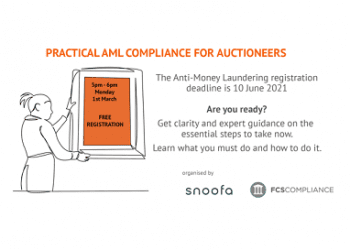 Practical AML Compliance for Auctioneers